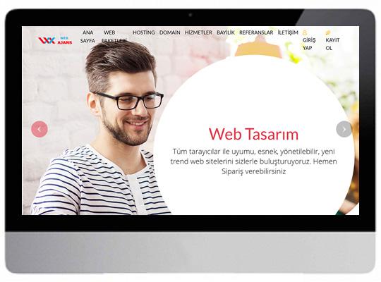 Ajans Web Sitesi