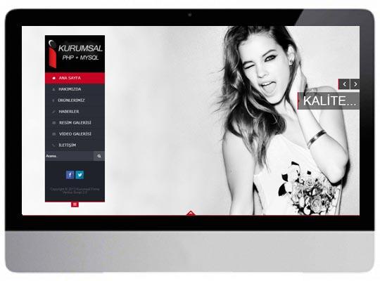 Giyim Web Sitesi