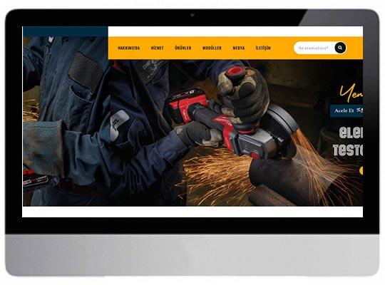 E-ticaret Hırdavat Web Sitesi