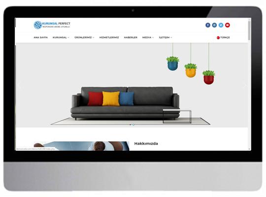 Mobilya Dekor Web Sitesi