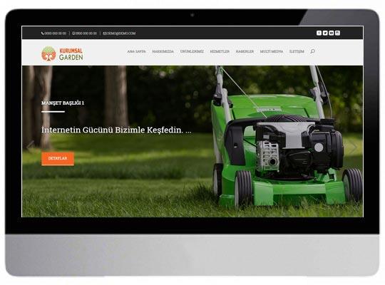 Makine Web Sitesi