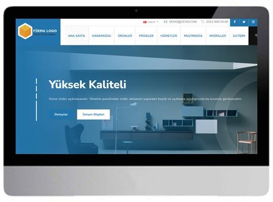 Kurumsal Firma Web Siteleri