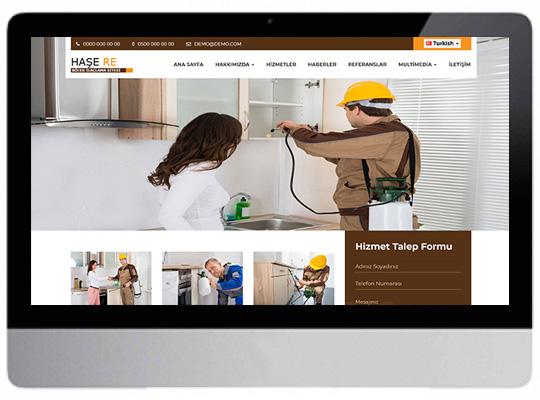 Böcek İlaçlama - Haşere Web Sitesi