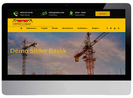 Hafriyat Web Sitesi