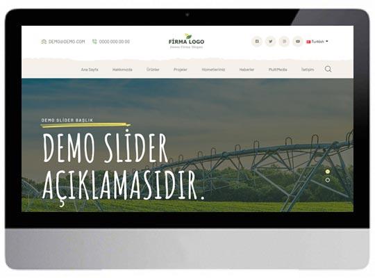 Ziraat - Organik Web Sitesi