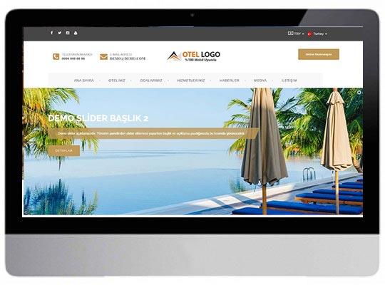 Otel Web Sitesi